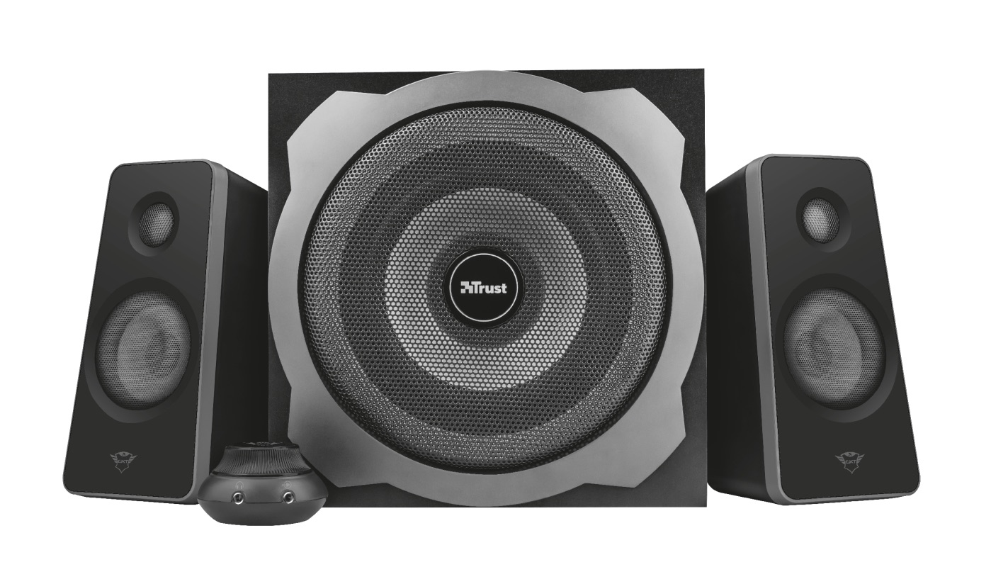 TRUST GXT 38BT Tytan 2.1 Speaker Set with Bluetooth