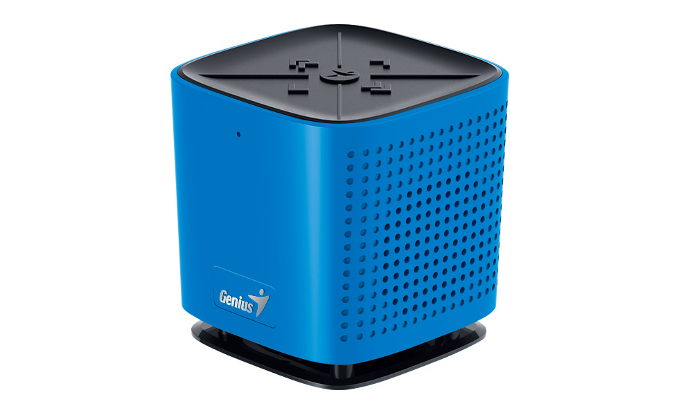 Bezdrátové repro. GENIUS SP-925BT,bluetooth, blue