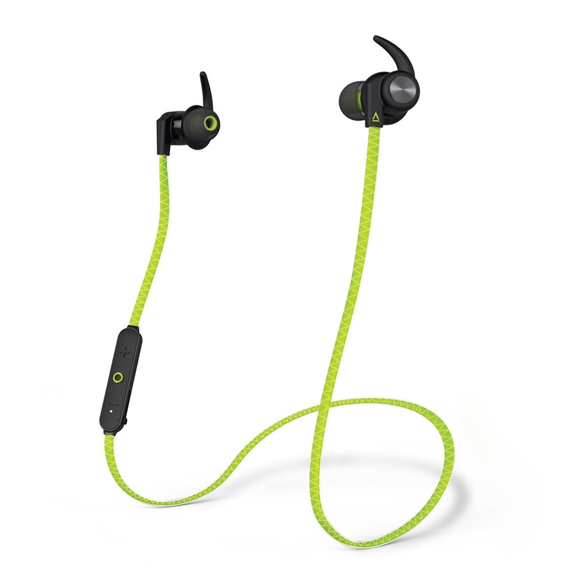 Sluchátka CREATIVE Outlier Sport Wireless, green