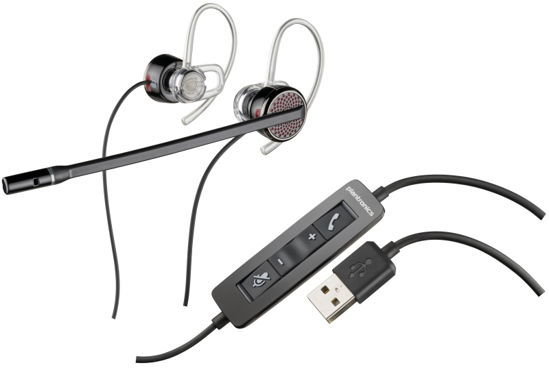 Plantronics Blackwire C435, Mono, USB, MS
