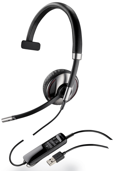 Plantronics Blackwire C710, Mono, USB