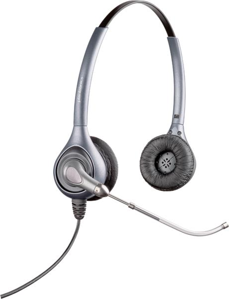 Plantronics HW361, Duo, QD