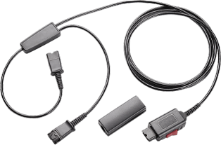 Plantronics Y adapter