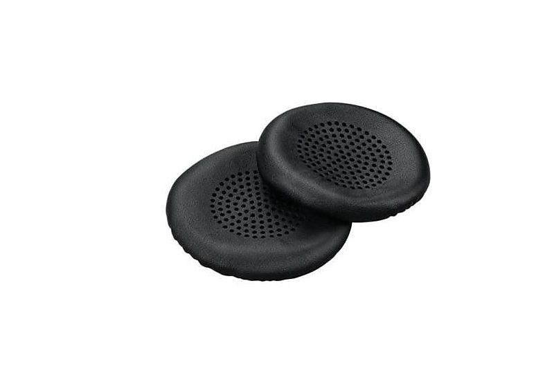 Plantronics Ear Cushion, Leather, Blackwire