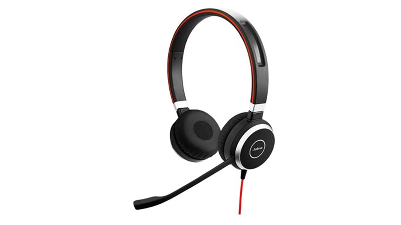 Jabra Evolve 40, Duo, USB-C/Jack, MS
