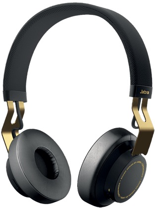 Jabra Move Wireless, béžově zlatá