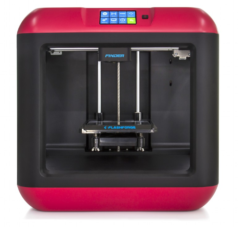 GEMBIRD Flashforge Finder 3D Printer, new  model