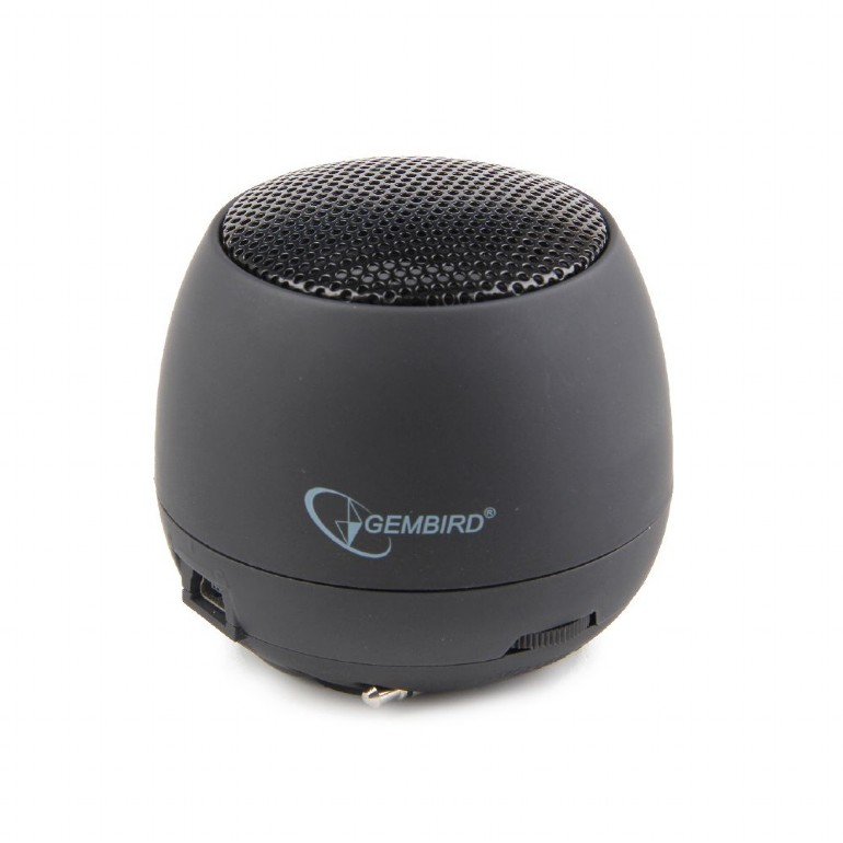 GEMBIRD Portable speaker SPK-103, black