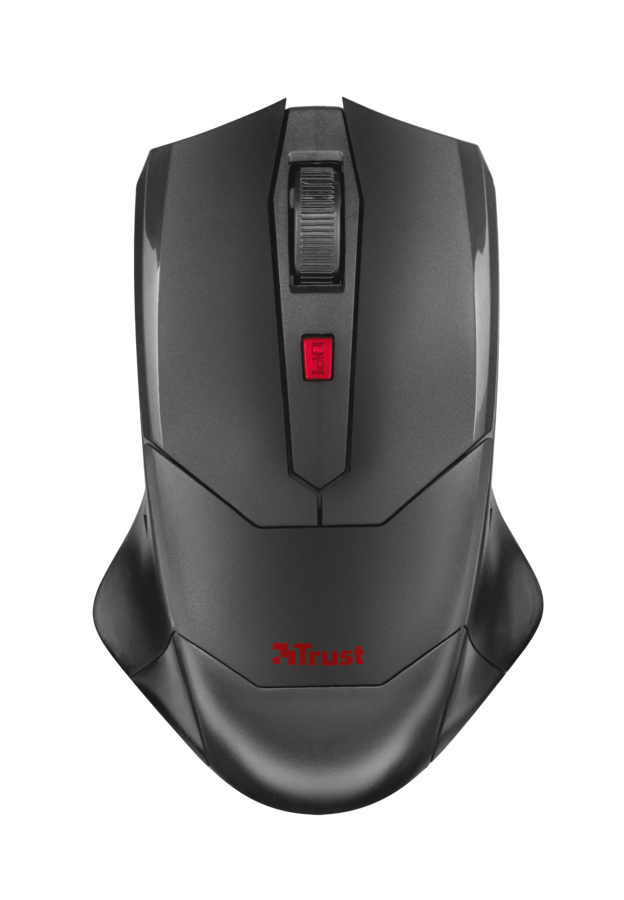 myš TRUST Ziva Wireless Gaming Mouse