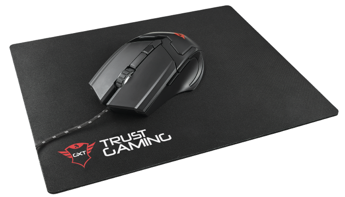set TRUST GXT 782 Gaming Mouse & Mouse Pad