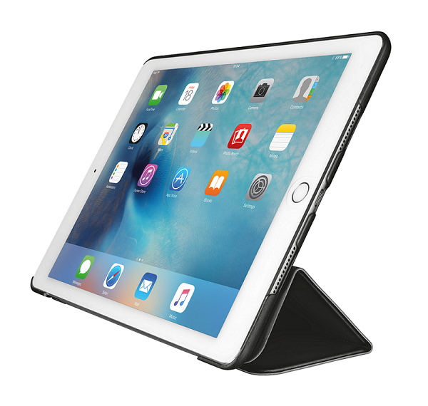 "TRUST Aurio Smart Folio for iPad Pro 9,7"" - black"