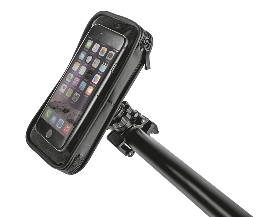 TRUST Weatherproof Bike Holder for smartphone