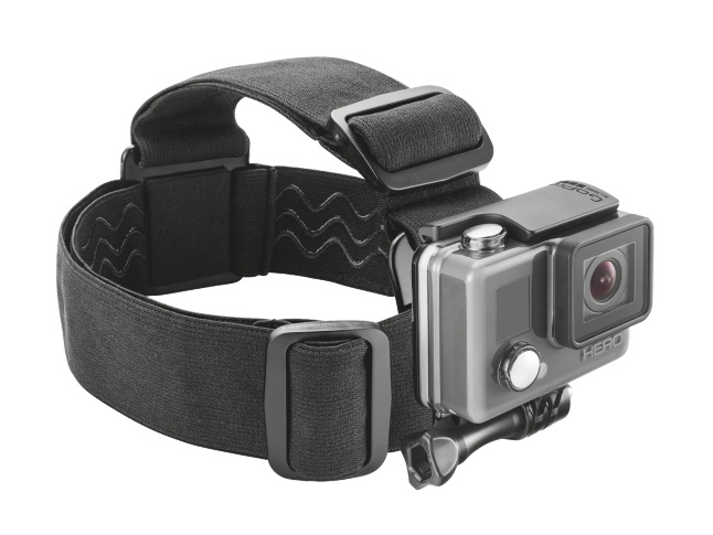 TRUST Head Strap for action cameras