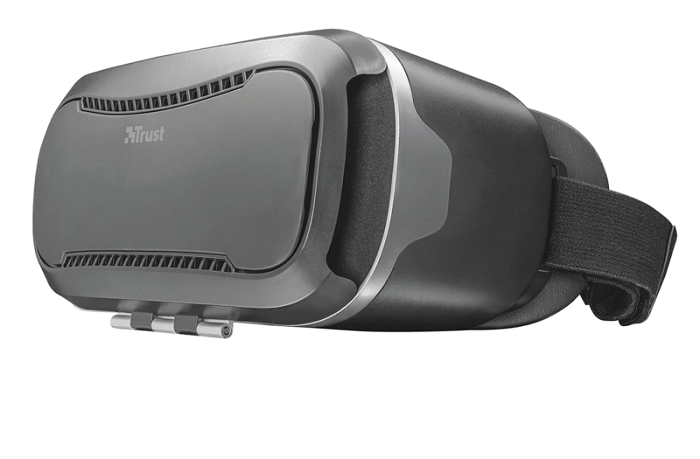 TRUST Exos2+ Virtual Reality Glasses for smartph.