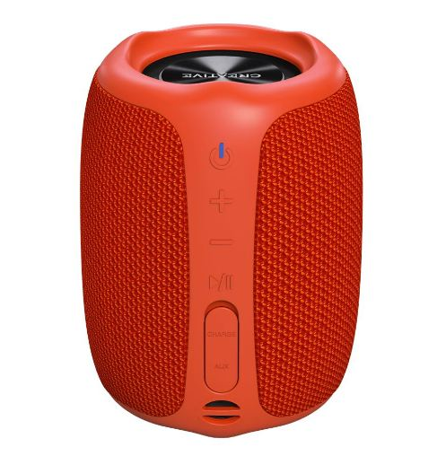 Creative Labs Wireless speaker Muvo Play orange