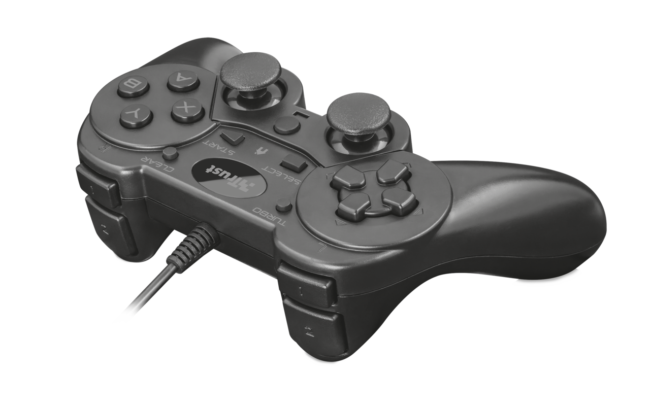 gamepad TRUST Ziva for PC and PS3