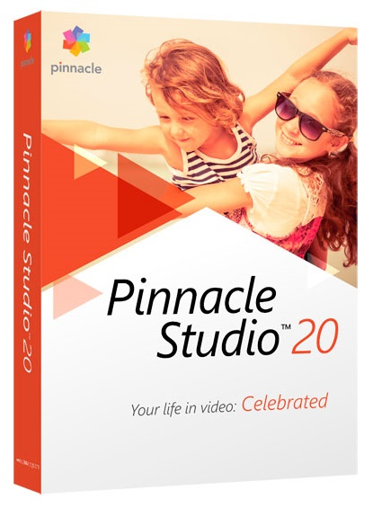 Pinnacle Studio 20 Standard CZ