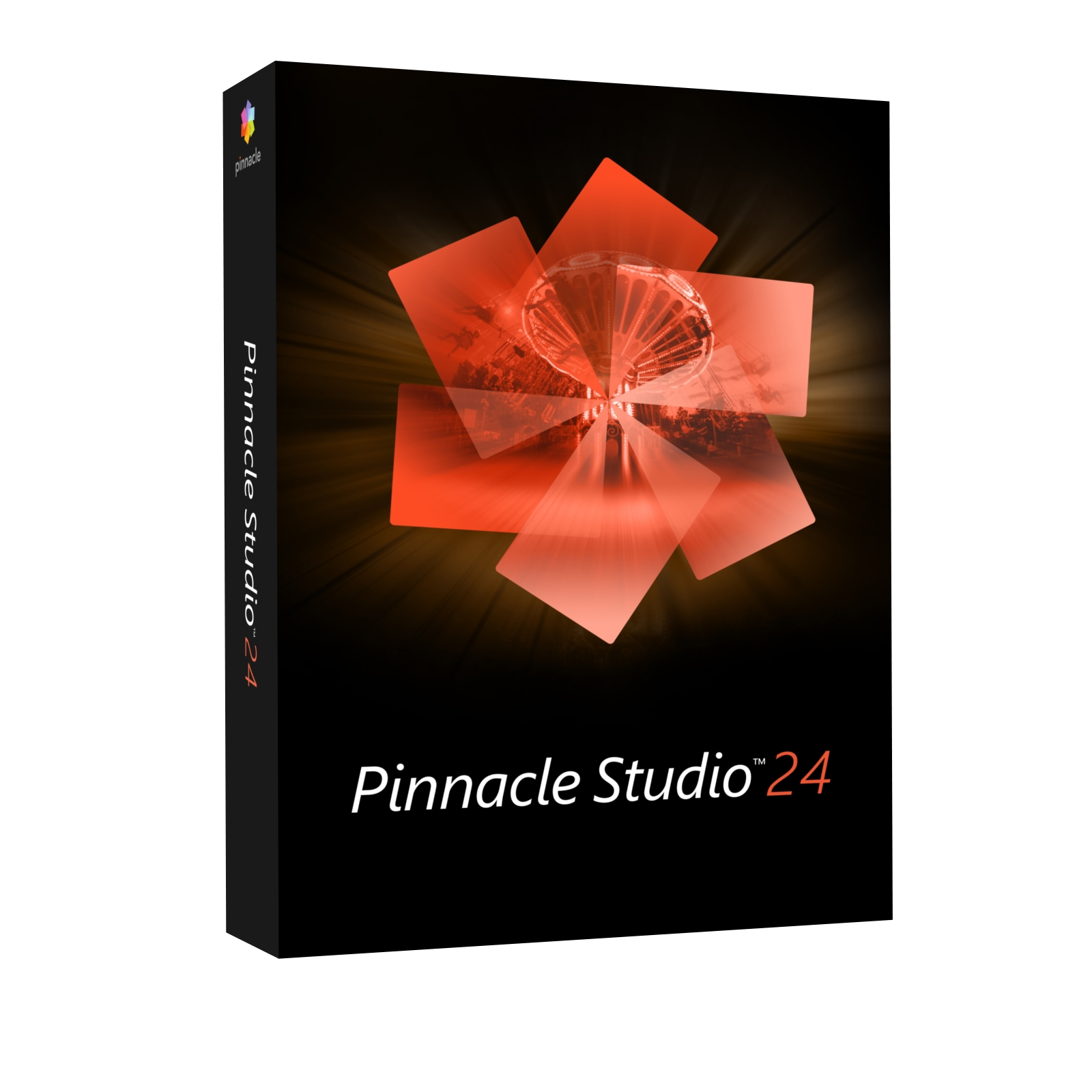 Pinnacle Studio 24 Standard (box) CZ