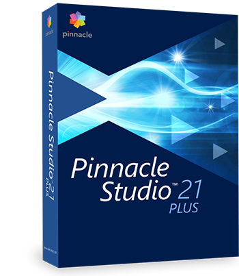 Pinnacle Studio 21 Plus ML EU