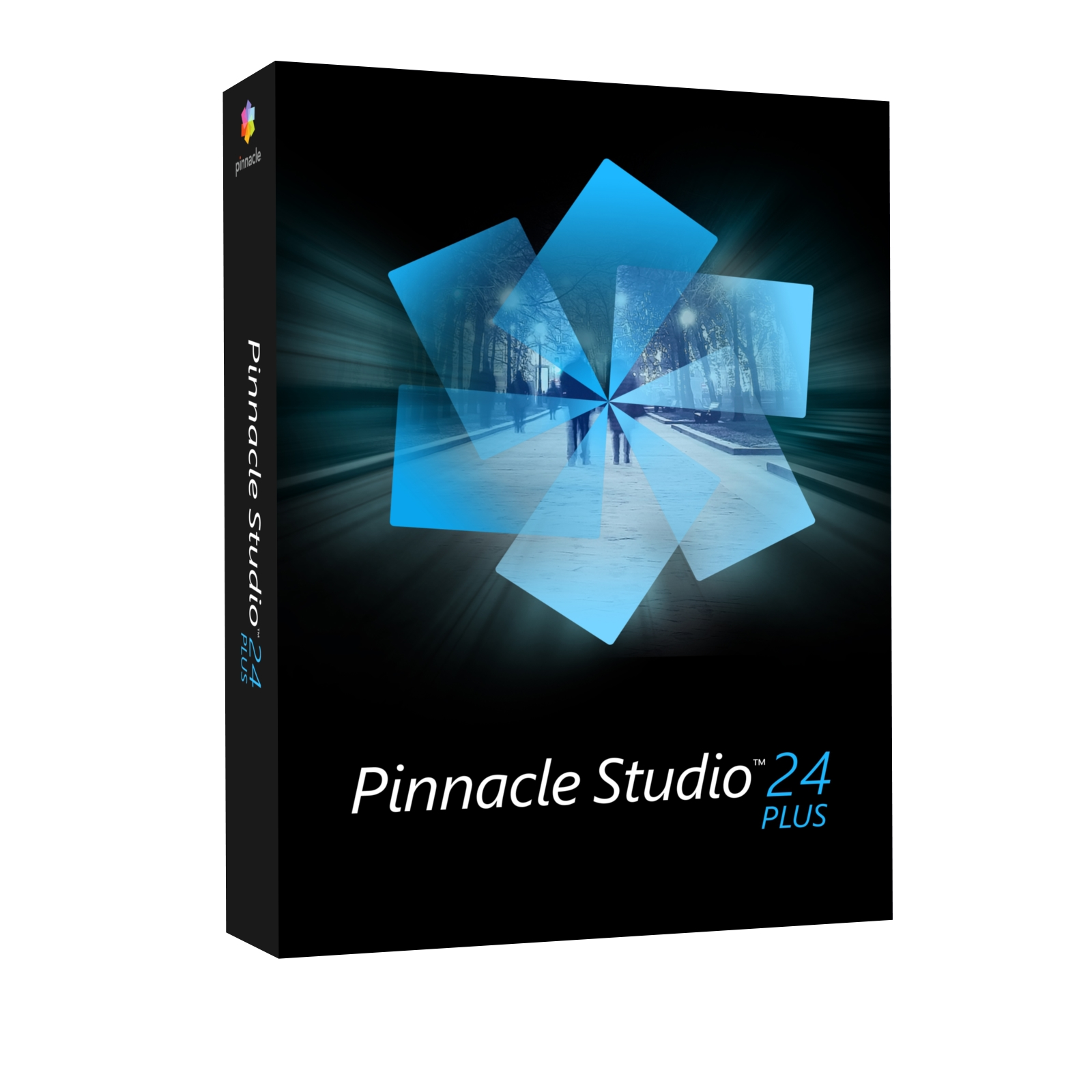Pinnacle Studio 24 Plus (box) CZ Upgrade