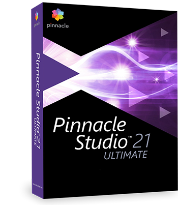 Pinnacle Studio 21 Ultimate ML EU