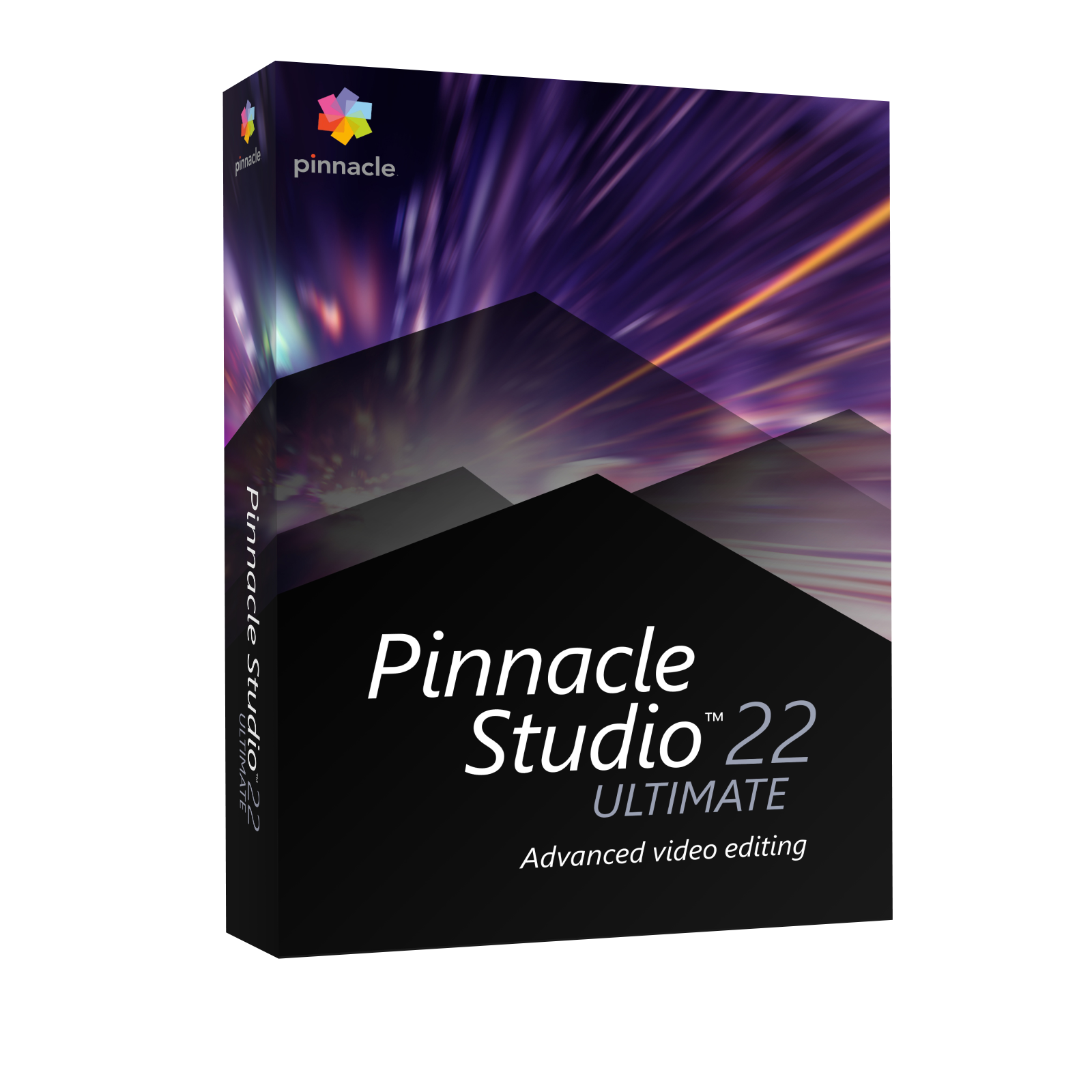 Pinnacle Studio 22 Ultimate ML EU