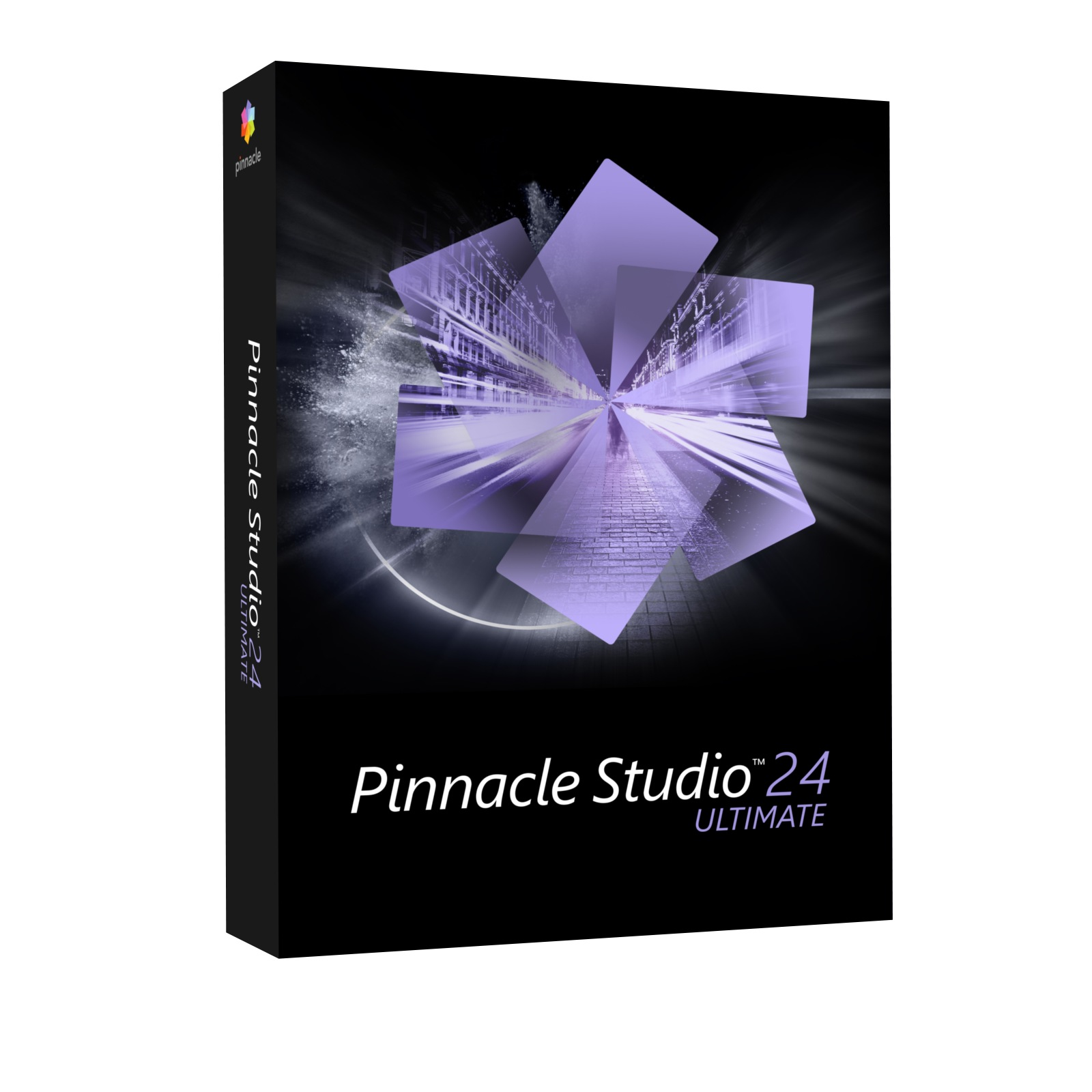 Pinnacle Studio 24 Ultimate (box) CZ