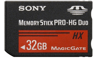 SONY Memory Stick Pro DUO HighGrade MSHX32B,50MB/s