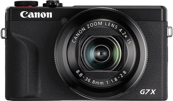 Canon PowerShot G7 X Mark III Black