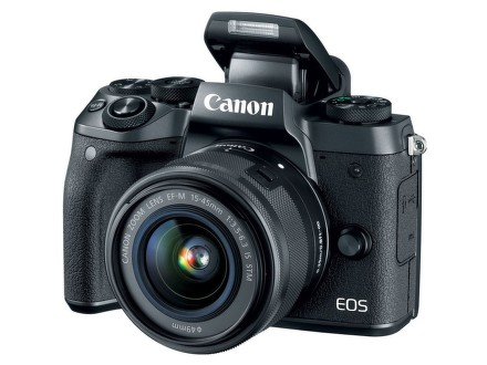 Canon EOS M5 15-45 S + ADAPTER