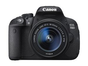Canon EOS 700D 18-135 IS STM