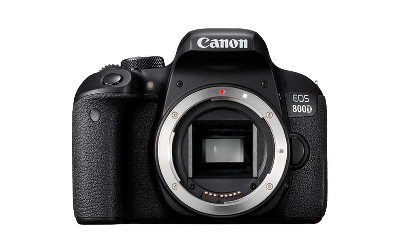 Canon EOS 800D BK 18-55 IS STM