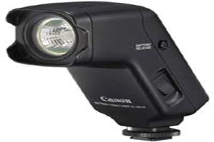 Canon video light VL-10LI II