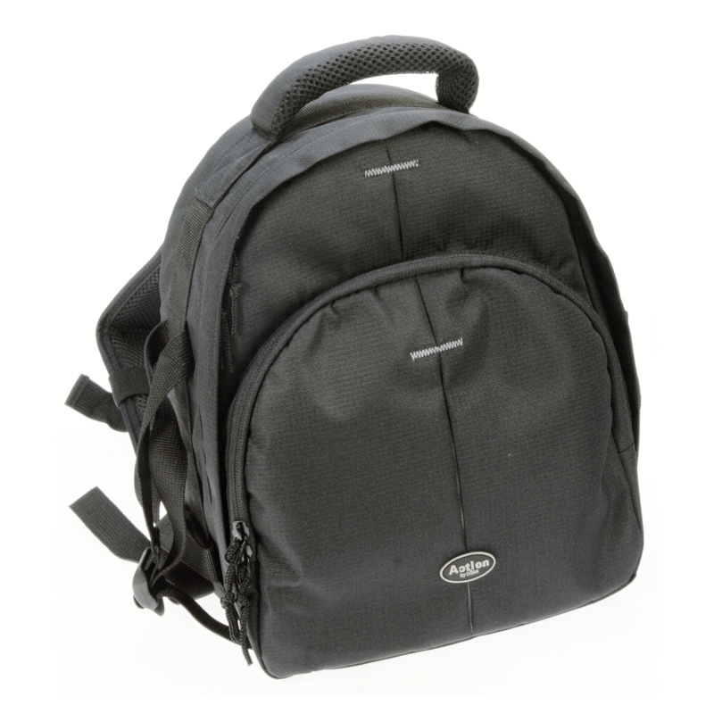 Doerr ACTION Black Backpack fotobatoh