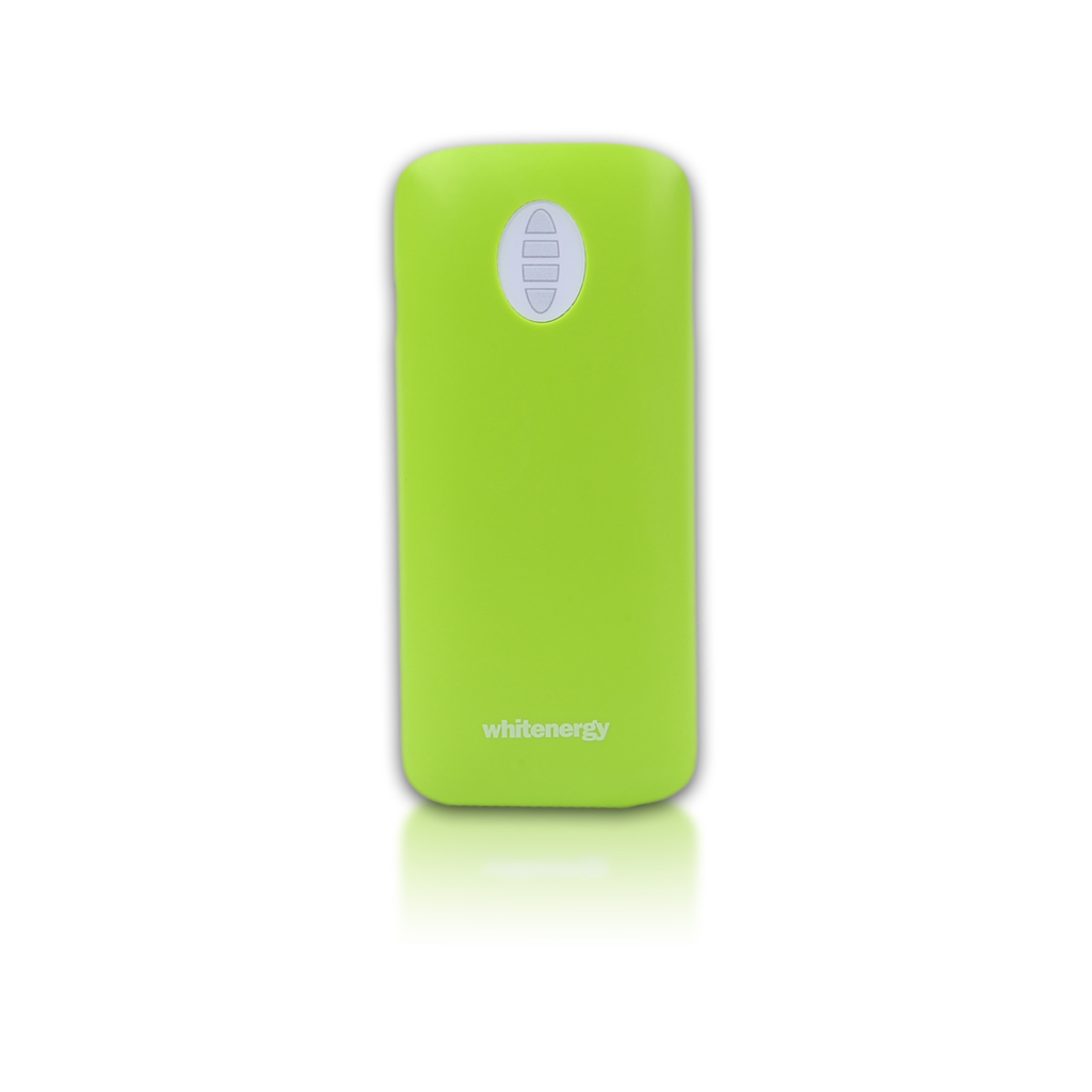 WE Power Bank 4000mAh 2.1A Li-Ion Green