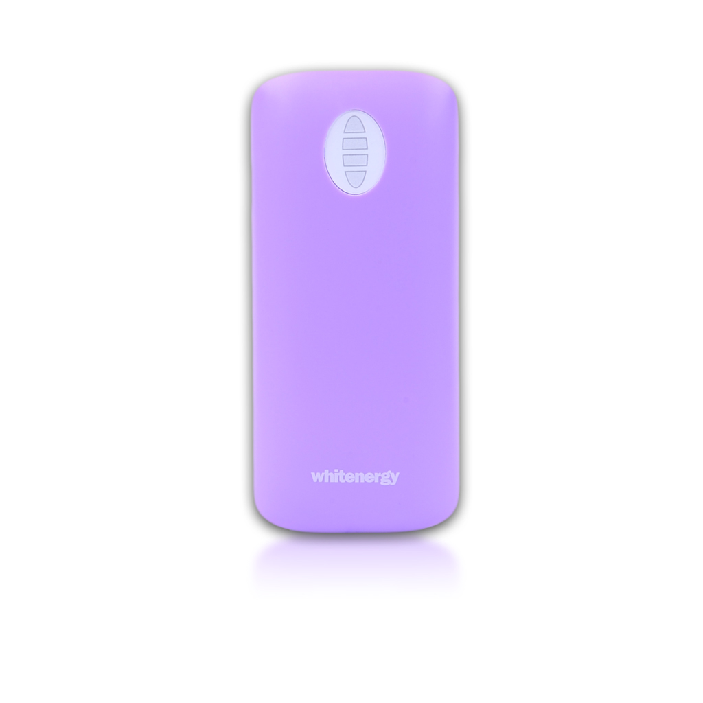 WE Power Bank 4000mAh 2.1A Li-Ion Purple