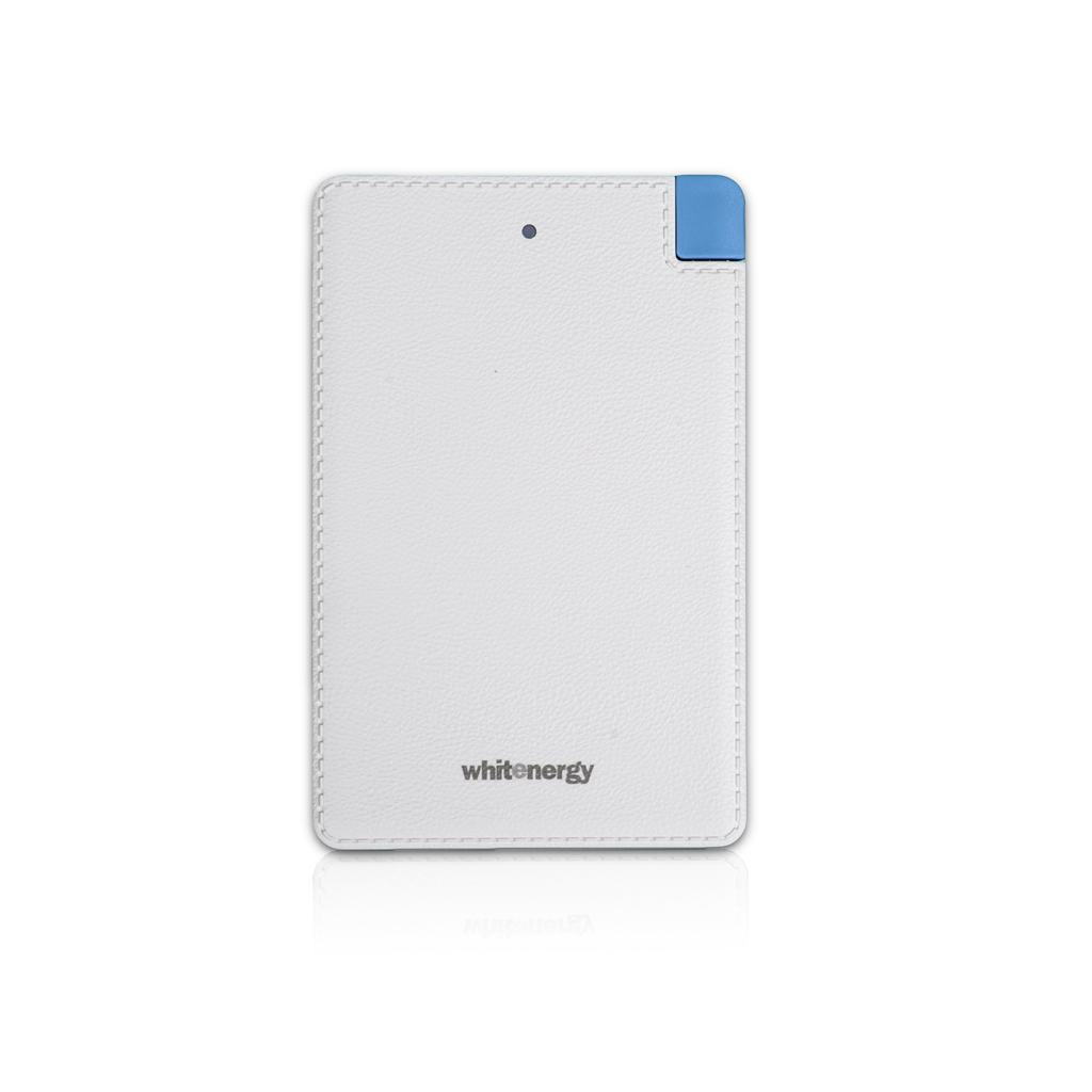 WE Power Bank 2500mAh 1A Polymer White