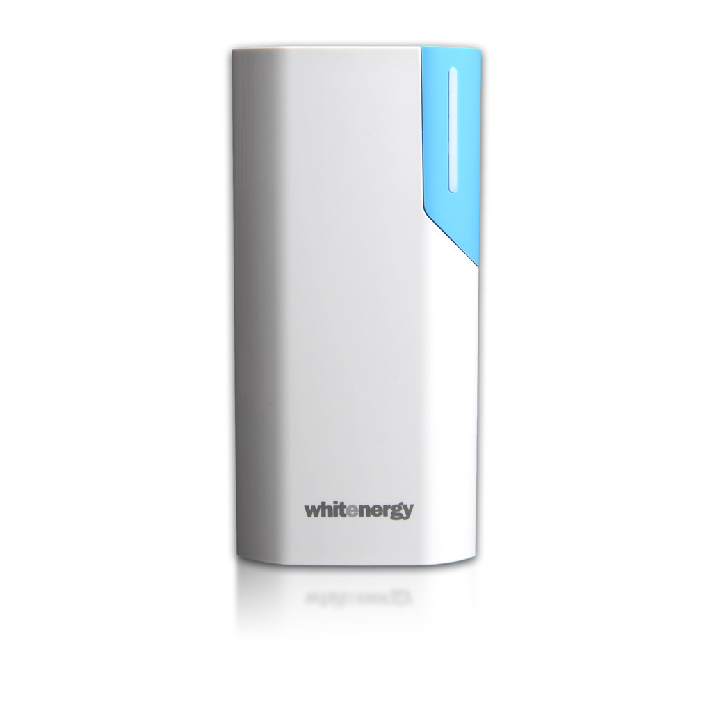 WE Power Bank 4000mAh 1A Li-Ion White/Blue