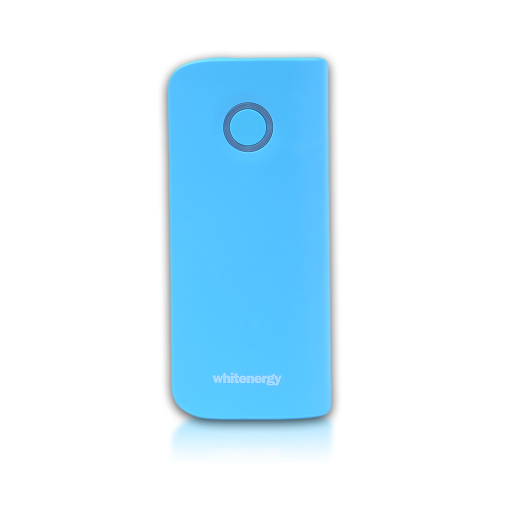 WE Power Bank 4000mAh 2.1A Li-Ion Blue