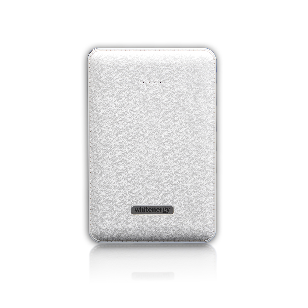 WE Power Bank 5000mAh 2.1A Polymer White