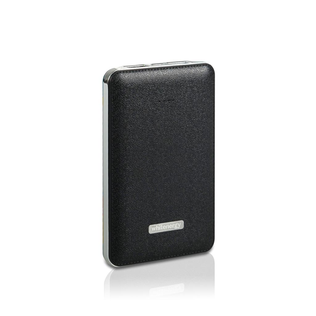 WE Power Bank 5000mAh 2.1A Polymer Black
