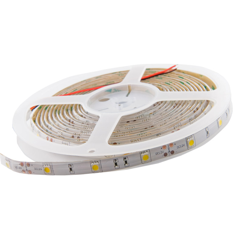 WE LED páska 5m SMD50 30ks/7.2W/m 10mm teplá ex