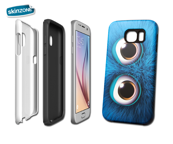 Skinzone Tough Case CRA0003CAT pro Galaxy S6