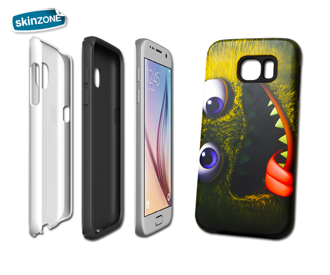 Skinzone Tough Case CRA0005CAT pro Galaxy S6