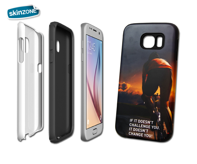 Skinzone Tough Case JUR0010CAT pro Galaxy S6
