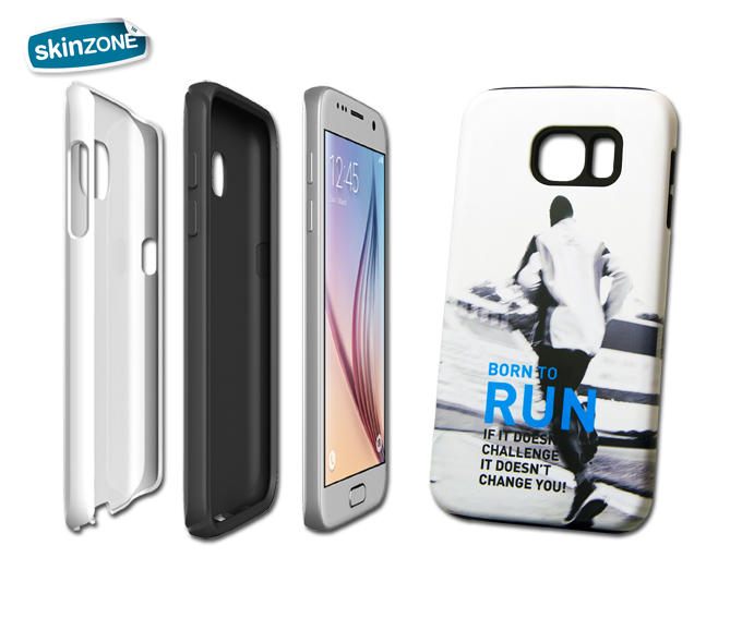 Skinzone Tough Case JUR0005CAT pro Galaxy S6 Edge