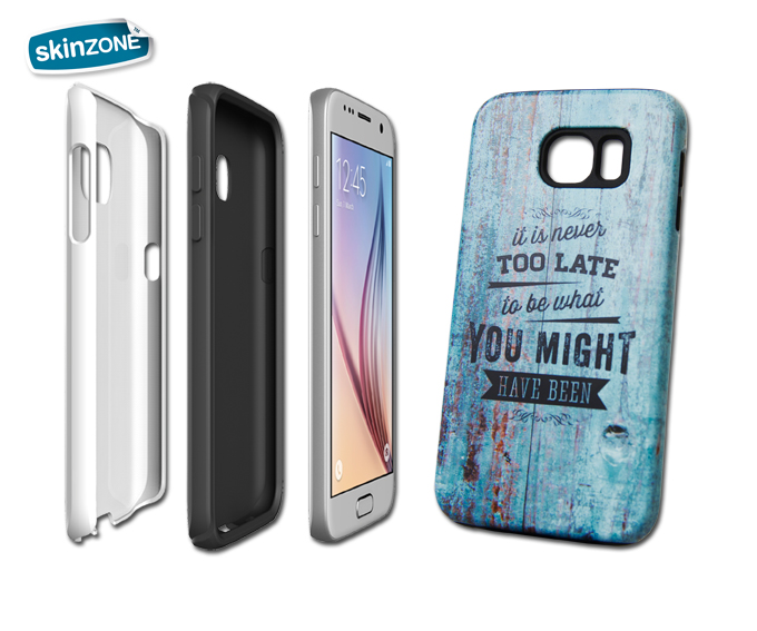 Skinzone Tough Case STA0034CAT pro Galaxy S6 Edge