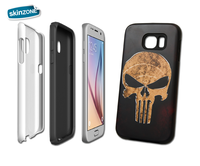 Skinzone Tough Case SKU0027CAT pro Galaxy S7