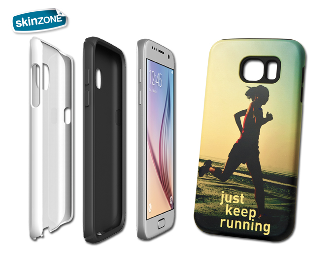 Skinzone Tough Case JUR0002 pro Galaxy S7 Edge