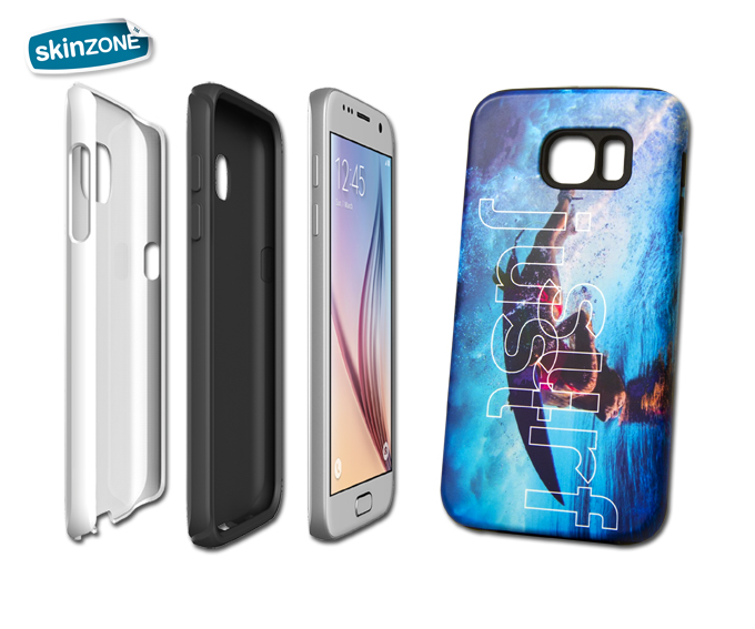 Skinzone Tough Case JUR0007 pro Galaxy S7 Edge